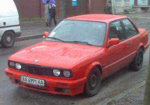 BMW e30 мы e36 m3